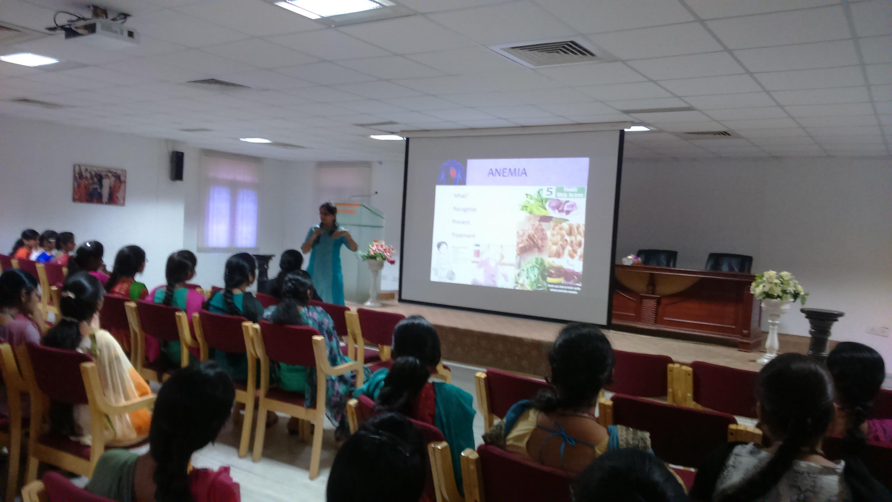 Health & Hygiene Awareness Session