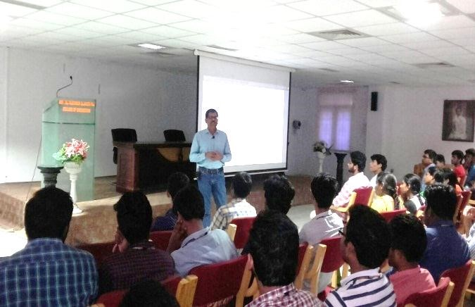 Guest Lecture on Recent Trends in IC Engines