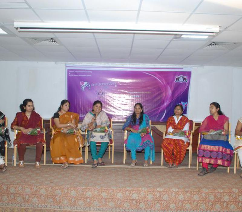 Women Alumni Meet 2016